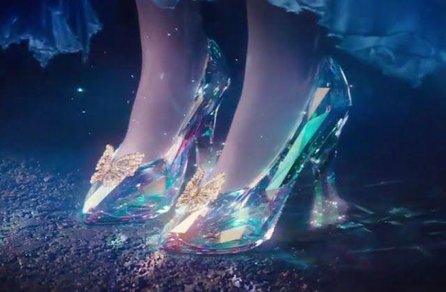 妳也該有雙玻璃鞋