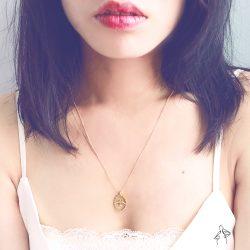 自由幻夢 Mockingjay-騰雲直上立體飛鳥 925銀鍍真金抗敏 胸口鍊