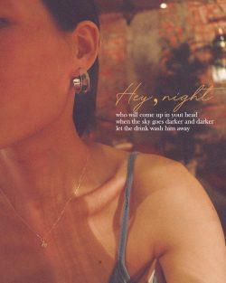 時尚女王Fashion Queen- 玳瑁大環耳環 925抗敏銀針免費改夾