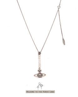 (預購)法米手工原創| 童話Fairytale-  土星珍珠 復古做舊 925純銀項鍊